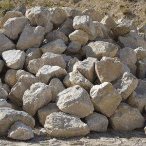 Blocs triés -500kg